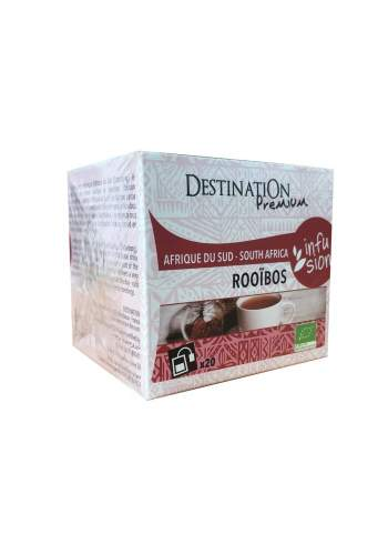 Infusion Sud Africa Bio : Rooibos